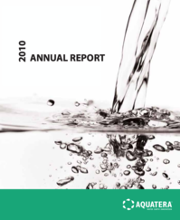 Aquatera 2010 Annual Report
