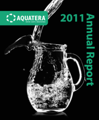 Aquatera 2011 Annual Report