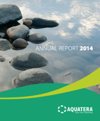 Aquatera 2014 Annual Report