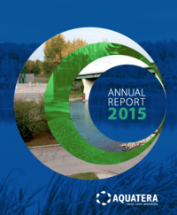 Aquatera 2015 Annual Report