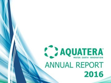 Aquatera Releases Annual Report