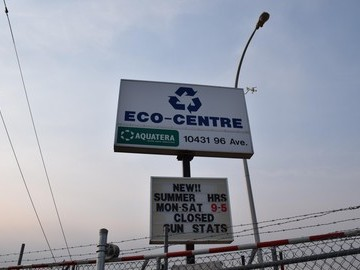 Eco Centre Hours to Change for Tuesday